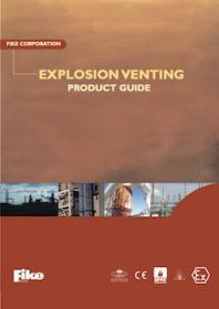 FIKE - průtržné membrány - ochrana proti explozi