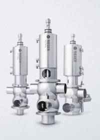 RR Rieger - hygienické ventily